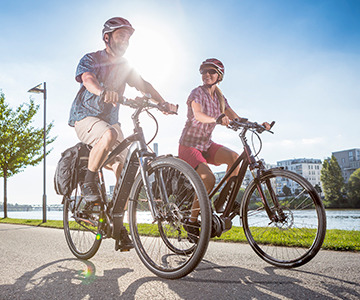 Commuter Electric Bikes