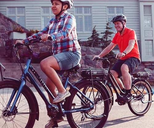 Recreational Electric Bikes
