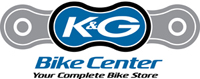 K&G Bike Center Logo