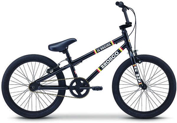 SE Bikes Bronco 20 Color: Black