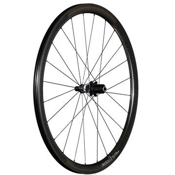 Bontrager Aeolus 3 TLR Clincher Shim 11 Black Rear