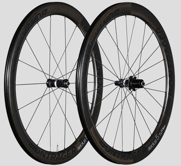 Bontrager Aeolus 5 TLR Clincher Shim 11 Black Rear