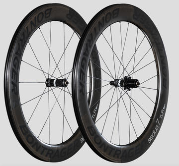 Bontrager Aeolus 7 TLR Clincher Shim 11 Black Rear