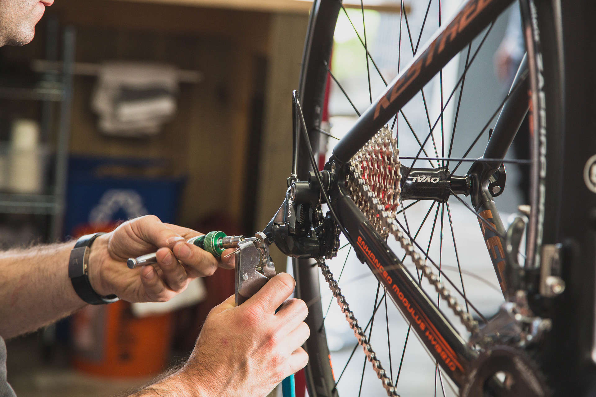 Bike Repair & Service - Seaside Cycle | Manchester-By-The