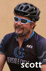 Scott Bumpus- Owner Seaside Cycle