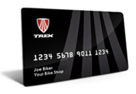 Trek Credit Card Bike Financing