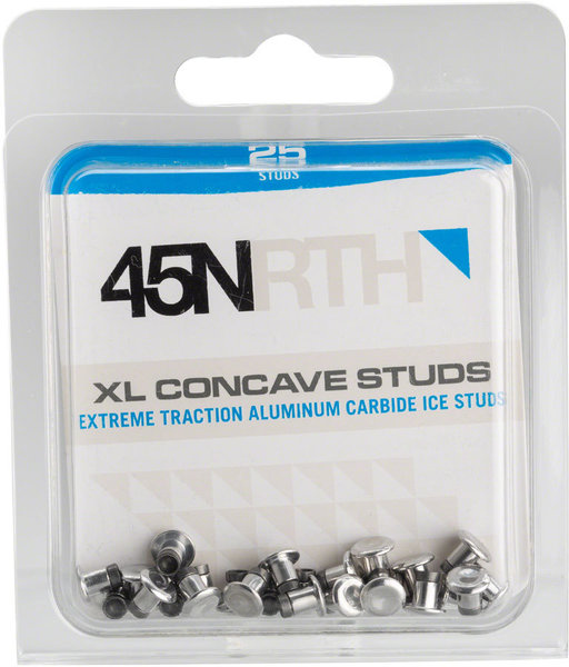 45NRTH XL Concave Replacement Studs (Pack of 25)