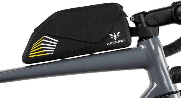 Apidura Race Series Accessory Top Tube Pack