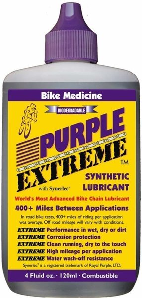 Bike Medicine Purple Extreme