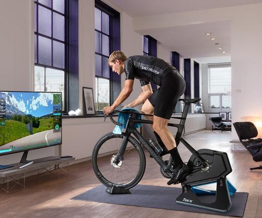 tacx smart bike trainer