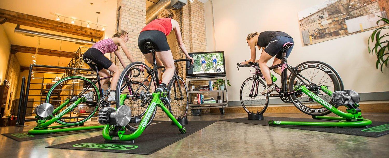 Kurt Kinetics Trainers and Accessories - The Bike Shop