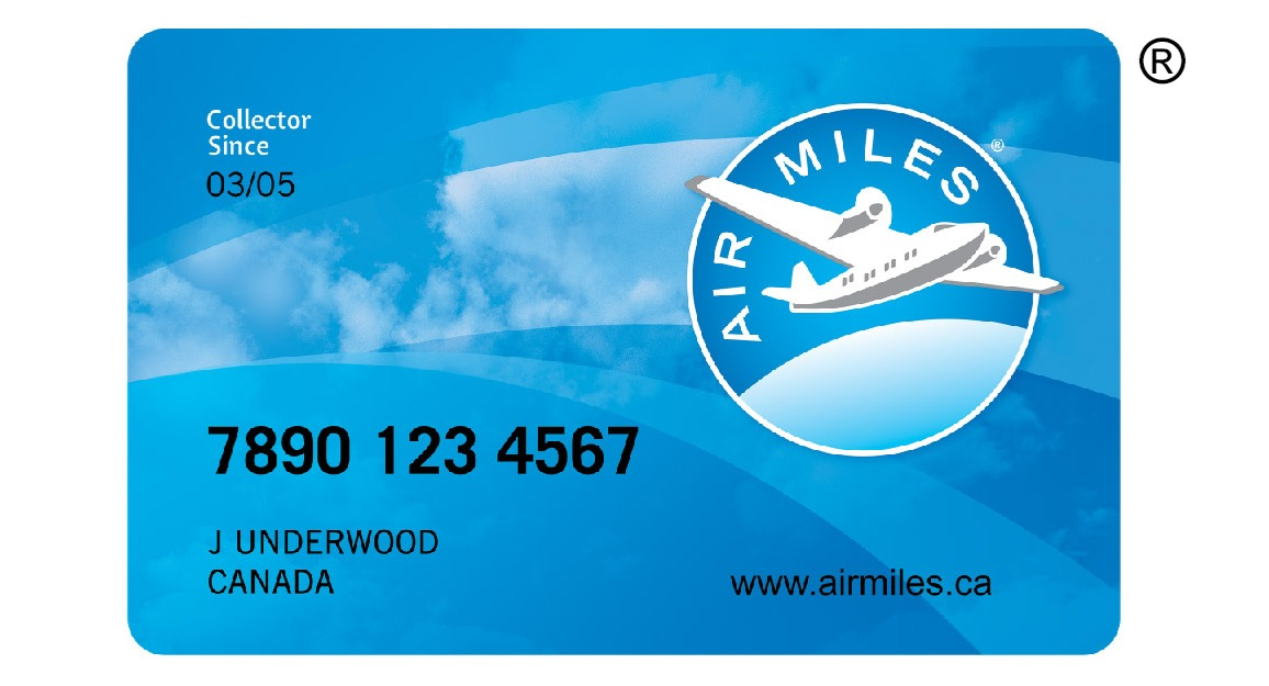 AIRMILES Reward Miles