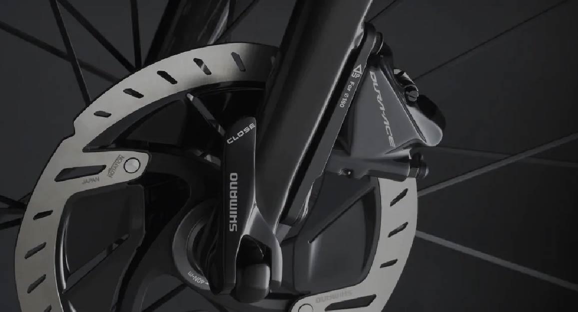 Shimano-cycling-components