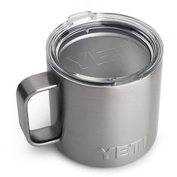 Yeti Rambler 14 oz (414 ml) Mug w/Standard Lid