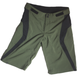 Specialized Enduro Pro Shorts - Oak Green / Black