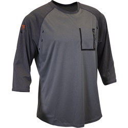 Fox Racing Grade 3/4 SLV Jersey -Grey