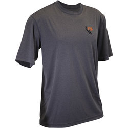 Fox Racing Ride On Tech Short Sleeve Jersey - Charcoal