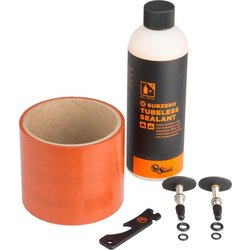 Orange Seal Fat Bike Tubeless Kits w/SubZero Sealant
