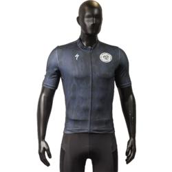 The Bike Shop The Bike Shop Custom RBX Dropbar Tie dye Dark Jersey - Mens