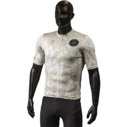 The Bike Shop The Bike Shop Custom RBX Dropbar Tie dye White Jersey - Mens