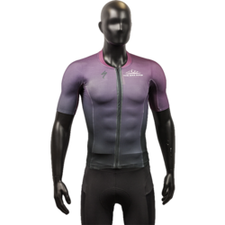 The Bike Shop The Bike Shop Custom Purple Fade SL R Jersey - Mens