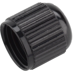 Fox Racing Shox FOX Rear Shock Air Valve Cap, Alloy, Black