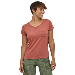 Patagonia Capilene Cool Trail Bike Henley - Women's