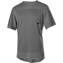 Fox Racing Rawtec Short Sleeved Jersey - Grey Vintage