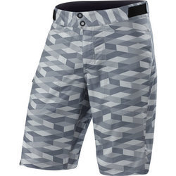Specialized Enduro Sport Shorts - Light Grey Print