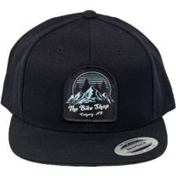 The Bike Shop The Bike Shop Hat - Mountains Logo