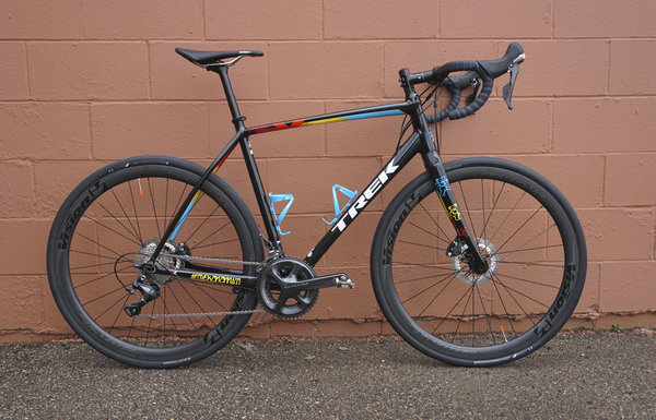 Crockett Disc - 58 - Ultegra Groupset - Carbon Vision Wheels