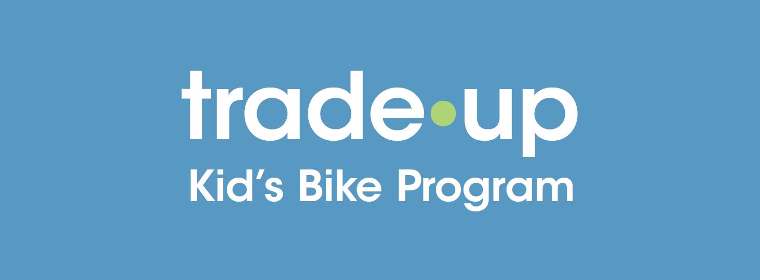 Kid's bike trade up program