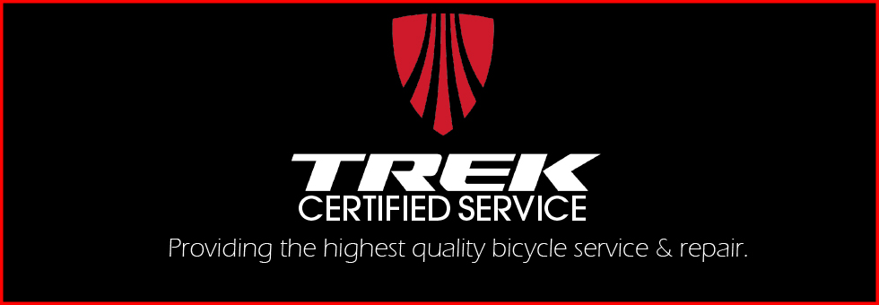 Trek Ctertified Service: Providing the highest quality bicycle service