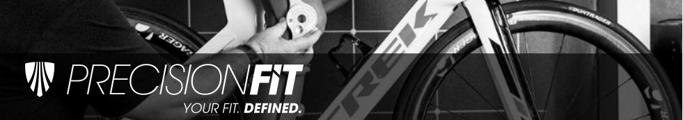 Trek Precision Fit: Your Fit. Defined.