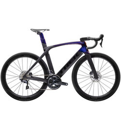 Trek Madone SLR 6 Disc - 56 -	Project One Matte Dnister Black/Gloss Purple Phaze