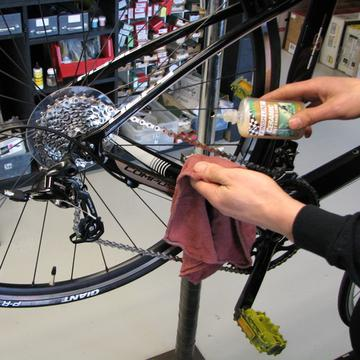 BGI Classes Bicycle Maintenance 102