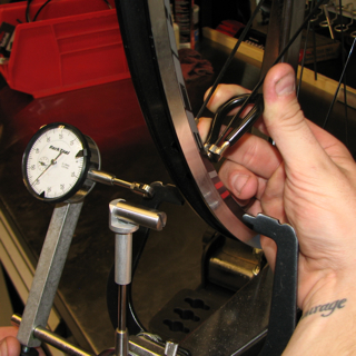BGI Classes Wheel Truing - 203