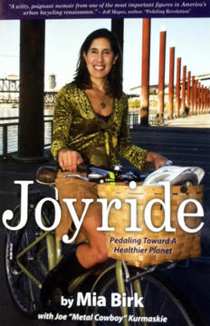 Cadence Press Joyride: Pedaling Toward A Healthier Planet