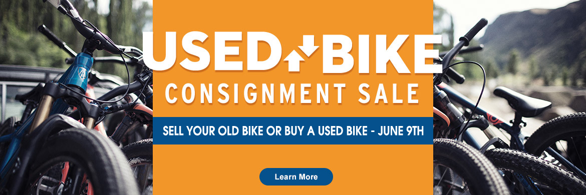 Used Bike Consignment Sale - 1 Day Only