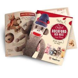 Fox River Sock Monkey & Friends Pattern Book