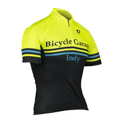 Pearl Izumi Bicycle Garage Indy Jersey