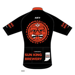 Bicycle Garage Indy Sun King Jersey