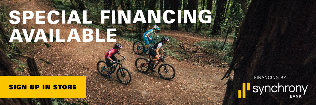 Financing Options for Bikes