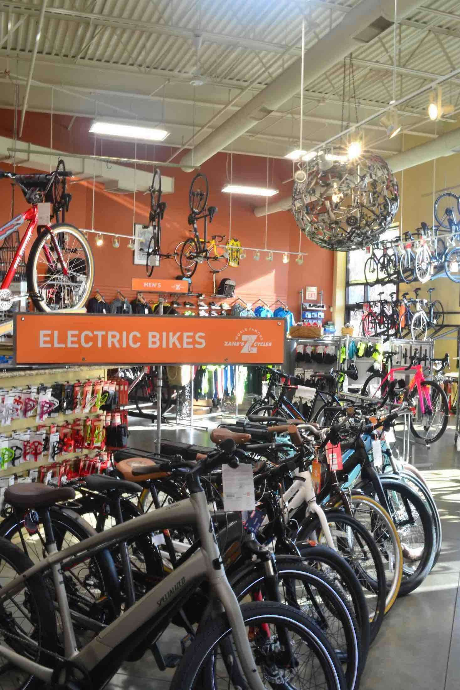 Huge Selection of Electric Bikes