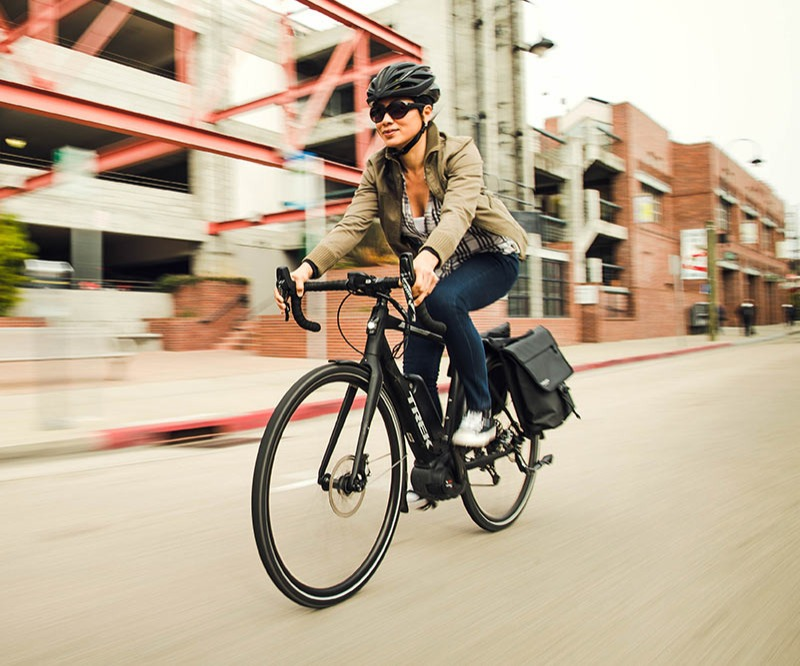Trek Specialized Commuter Electric Bikes