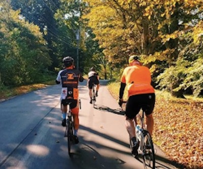 Pearl Izumi Zane's Cycles Jersey Performance Road Bike Group Ride