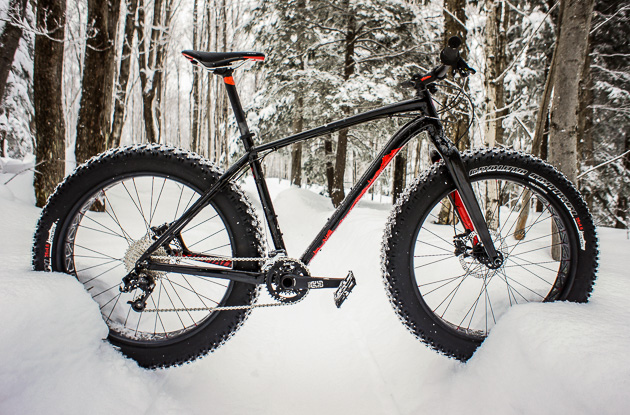 Specialized Fat Bike Snow Winter mountain bike MTB Zane'd Cycles
