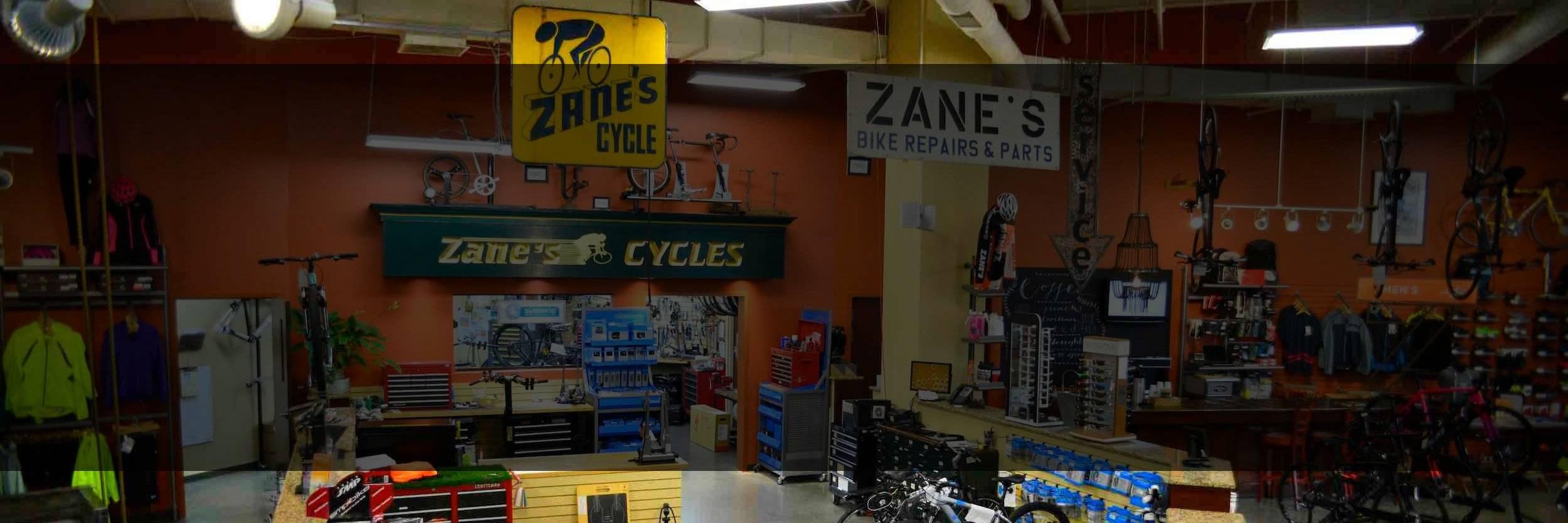 Zane's Service Center