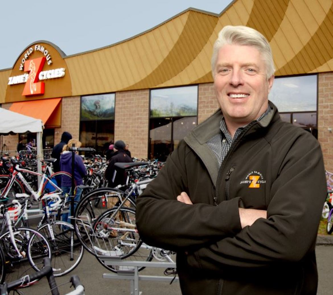 Zane's Cycles Guarantee Chris Zane Store Branford