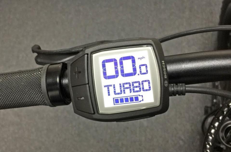 Electric Bike Interface Trek Specialized